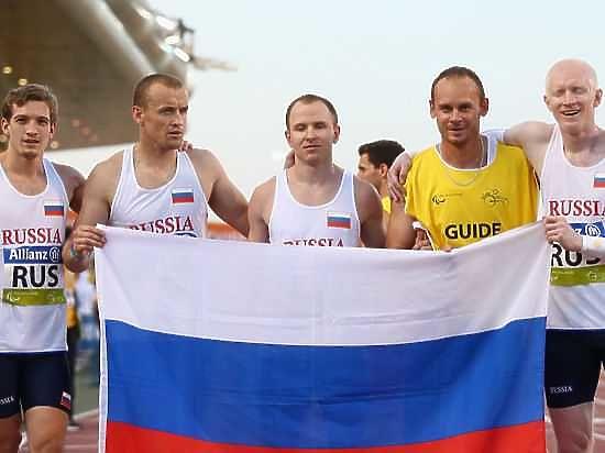 Шапель пояснил свои слова: белорусские паралимпийцы не понесут флаг России