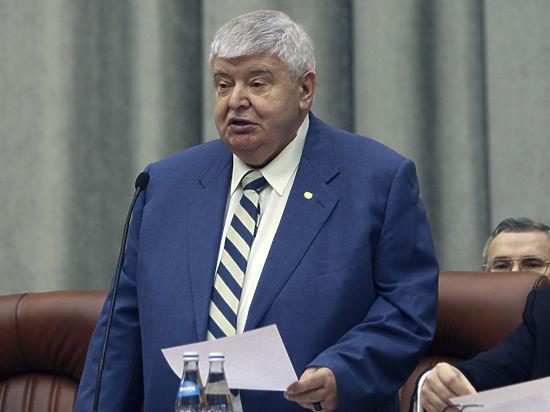 Гавриил ПОПОВ, мэр Москвы в августе 1991 года
