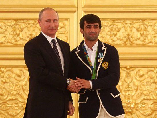 Путин наградил триумфаторов Рио и анонсировал проведение российской Паралимпиады