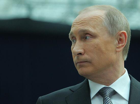Путин произвел новые увольнения в силовых ведомствах
