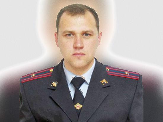 В Москве задержан крупный полицейский чиновник