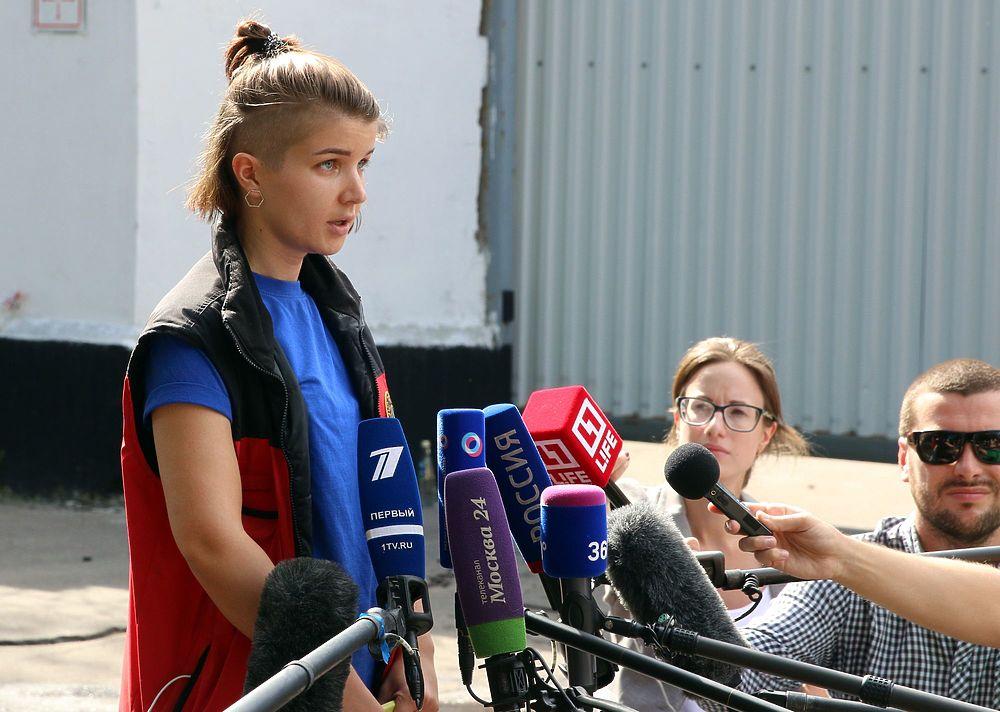 Жертвами пожара в Москве стали 17 приезжих девушек из Киргизии