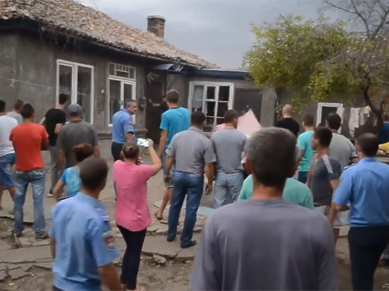 Цыгане не захотели возвращаться в село под Одессой после погрома
