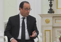 Франсуа Олланд дал ясно понять, что Франция не намерена заключать соглашение о создании зоны свободной торговли между ЕС и США до окончания президентского срока Барака Обамы