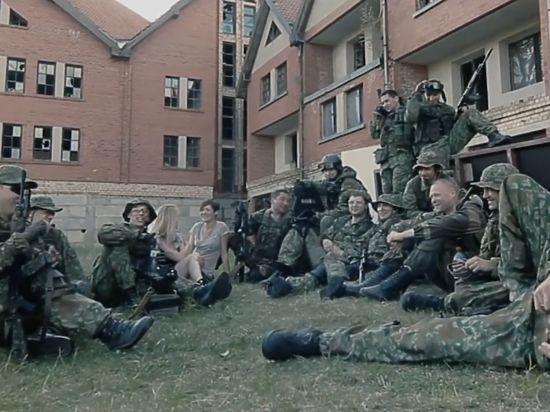 Латвийские полицейские жестоко избили страйкболистов в российской военной форме