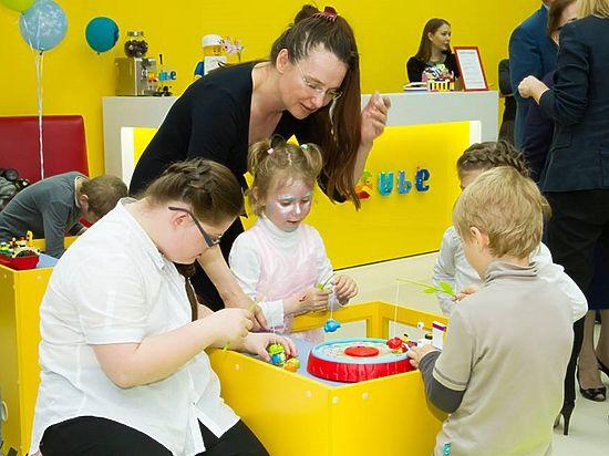 В Краснодаре открывают первый инклюзивный центр развития детей