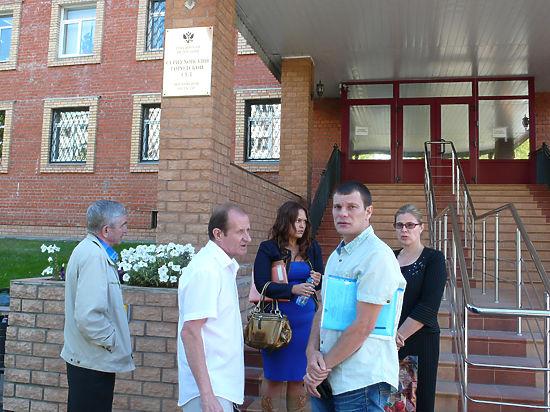 В Оболенске совершено заказное убийство правозащитника
