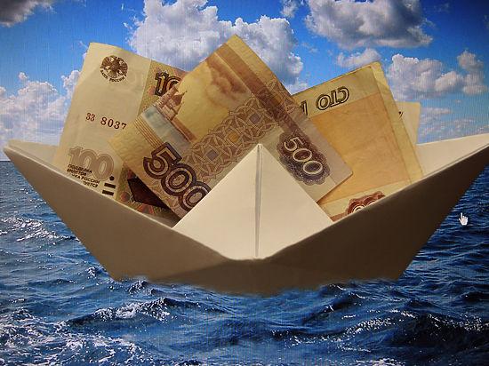 Рубль заставил россиян поверить в замедление инфляции