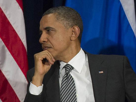 Обаму обозвали «сукиным сыном» за то, что он «хромая утка»