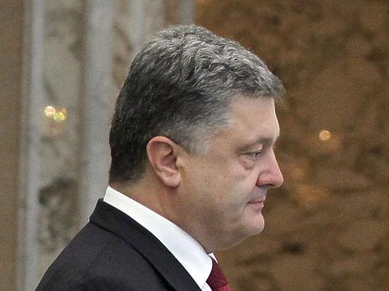 Порошенко насчитал убытки от «экономической агрессии» России на $15 млрд