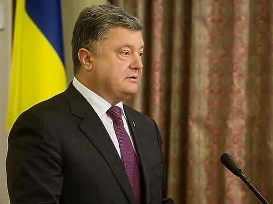 Украина переживает экономический шок: Порошенко подсчитал убытки от российского эмбарго