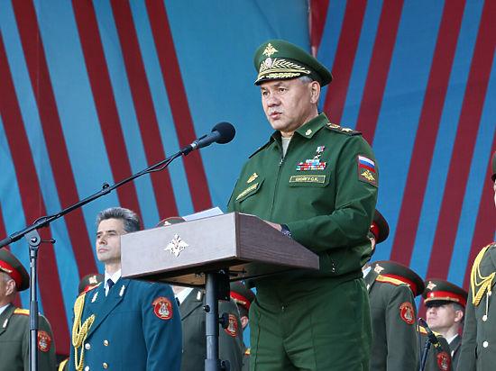 Вооружение на новых физических принципах: Шойгу открыл форум «Армия-2016»