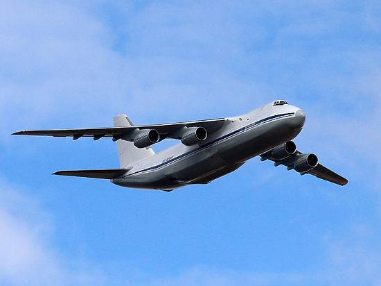 Украина предъявила России ультиматум по использованию самолетов Ан