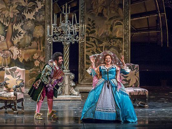 Лариса Дядькова - о новом театральном сезоне Приморской сцены Мариинского театра