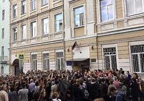 Этот пост был размещен в закрытой дискуссии о событиях в московской школе №57