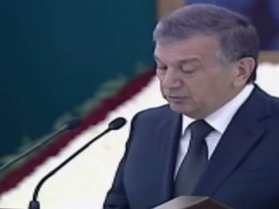 Исход выборов предрешен: врио президента Узбекистана стал Мирзияев