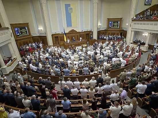 Название республик на Украине решили предать забвению. За нарушение срок до 5 лет