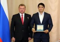 В Пятигорске прошло чествование победителей ХХХI Летних Олимпийских игр