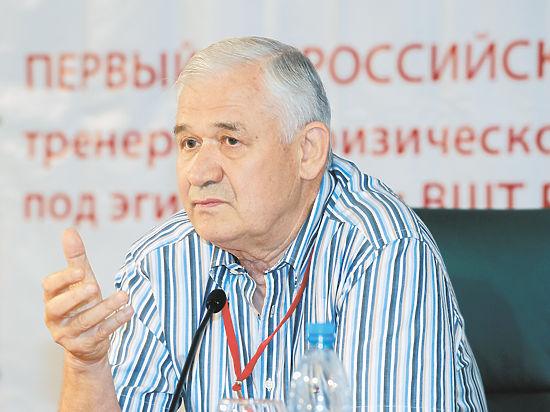Знаменитый тренер Юрзинов увидел фильм о себе