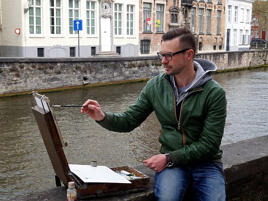 Год живописи: Люди хотят сами создавать картины