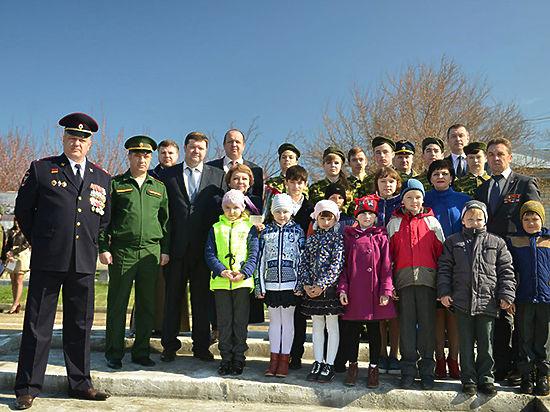 Ставропольское региональное отделение  Российского военно-исторического общества  отмечает годовщину