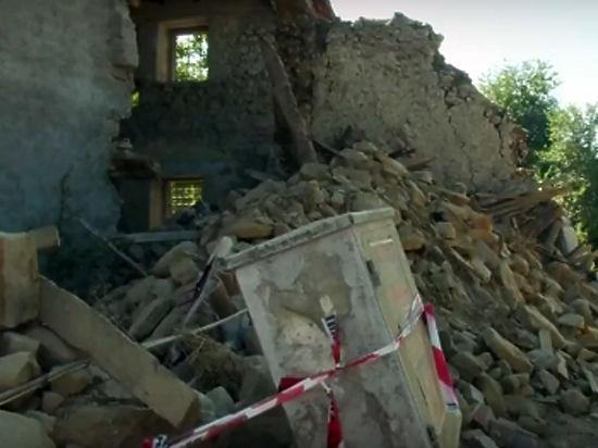«Обследованы здания в районах, наиболее подверженных афтершокам»