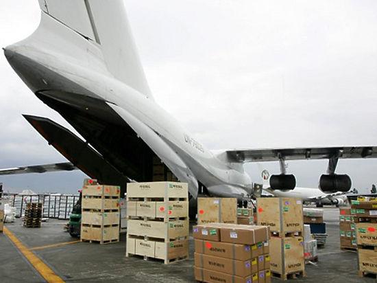 Российский бизнес активно использует авиатранспорт для экспорта и импорта товаров