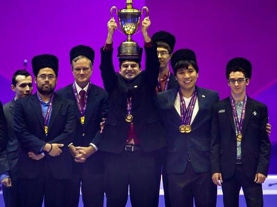 Герои шахматной олимпиады – США и Китай