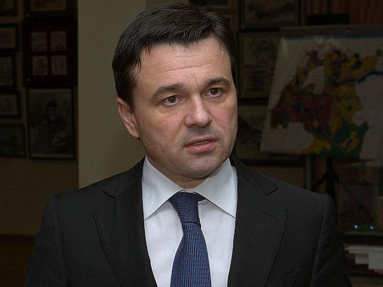 Губернатор Воробьев голосовал в Барвихе