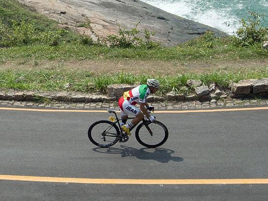 """Паралимпиада в Рио: """"авария"""" по вине украинца и смерть велогонщика-иранца"""