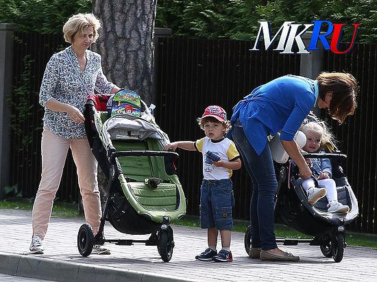 Орбакайте поздравила с днём рождения детей Пугачевой и Галкина