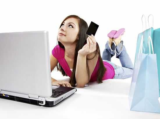 Сегодня всё больше людей совершает покупки через интернет