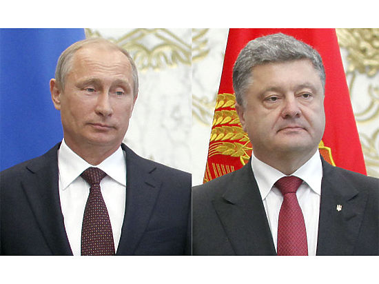 Олланд готовит встречу Путина с Порошенко