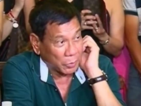 Президент Филиппин послал ЕС к черту ради своего народа