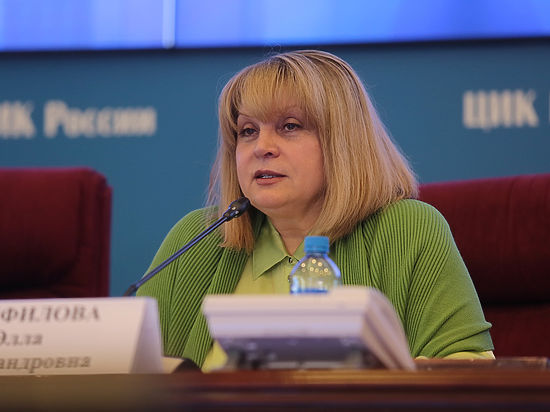 «Циничное применение админресурса»: Памфилова потребовала проверить избирательную систему Петербурга