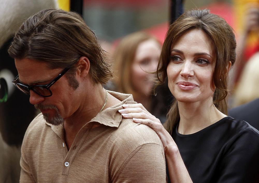«Бранджелина» распалась из-за детей: Анджелина Джоли и Брэд Питт разводятся