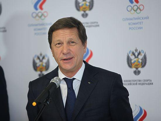 В Олимпийском комитете России наградили героев Рио-2016