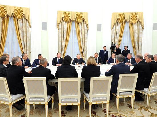 Большой финиш у Путина: Володин станет спикером Госдумы