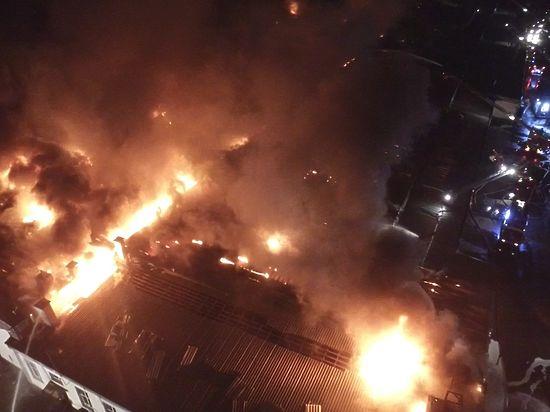 Эксперт назвал возможные причины трагической смерти огнеборцев