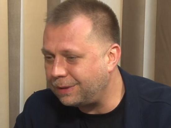 Бывший премьер-министр ДНР: «Надеюсь, что Донбасс станет территорией Российского государства»