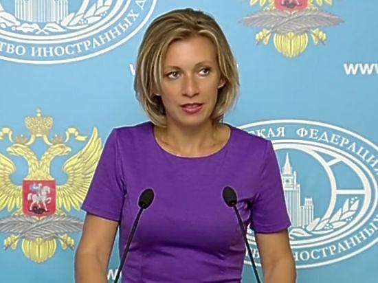 Захарова припомнила раскритиковавшему Россию Джонсону войну в Ираке