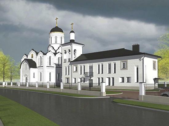 «Торфянка 2.0»: москвичи выступают против храма у Химкинского водохранилища