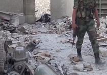 Очередным дипломатическим демаршем обернулось заседание Совбеза ООН по Сирии