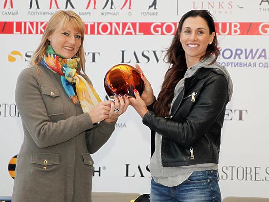 Светлана Журова: «Результат Верчёновой в Рио — победа для нашего гольфа»