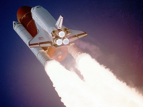 США официально обязались через 25 лет высадить человека на Марсе