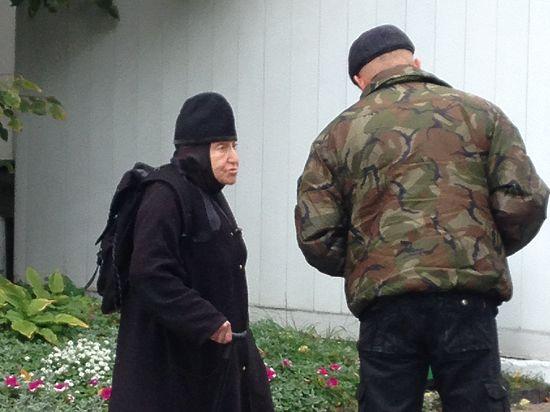 Скандал в Даниловом монастыре: монахиня оскорбила чувства посетителей