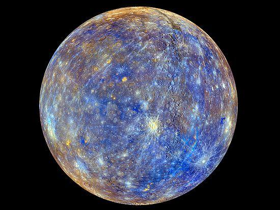 Ближайшая к Солнцу планета оказалась геологически активной