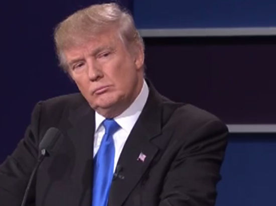 Кандидаты в президенты США провели словесную битву, за которой следил весь мир