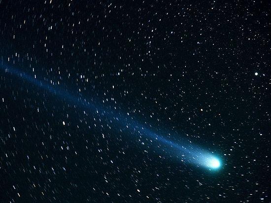 Ученые выложили в интернет снимок «невидимой» кометы