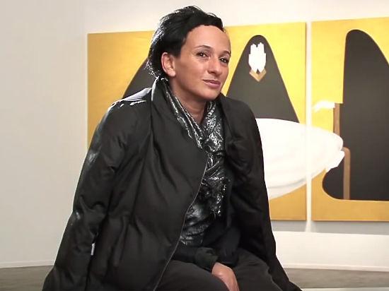 Художник Айдан Салахова  запустила флешмоб в защиту закрытой выставки  Стерджеса под тегом #мизулинаарт
